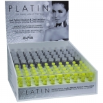 Art of Sun Platin 100 x 2ml & 100 x 6ml Ampullen + Acryldisplay gratis