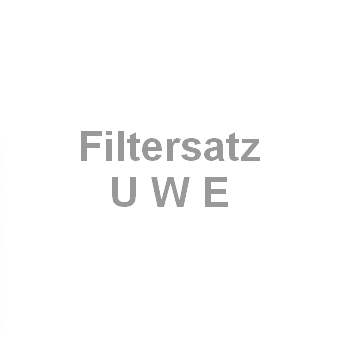 Filtermattensatz UWE Club Tan basic models