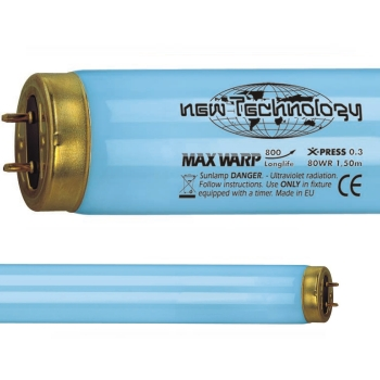 MAX WARP 800 Longlife X-PRESS 0.3 - 100 Watt