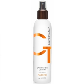 California Tan Dark Tanning Oil 236 ml