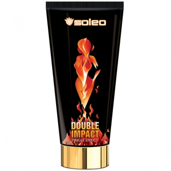 Soleo DOUBLE IMPACT Double Hot Tingle Impact 150ml