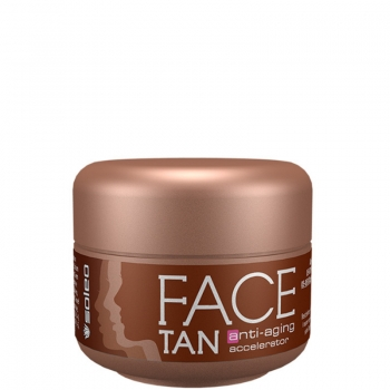 Soleo FACE TAN Anti-aging Accelerator for Face Skin 15ml