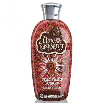 SuperTan CHOCO RASPBERRY Cocoa Butter Bronzer 200 ml