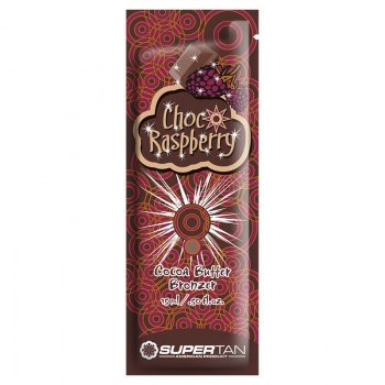 SuperTan CHOCO RASPBERRY Cocoa Butter Bronzer 15 ml