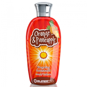 SuperTan ORANGE & PINNEAPPLE Bronzing Accelerator 200 ml
