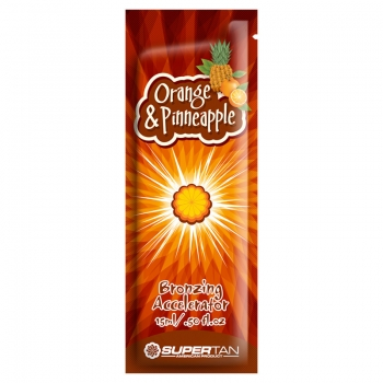 SuperTan ORANGE & PINNEAPPLE Bronzing Accelerator 15 ml