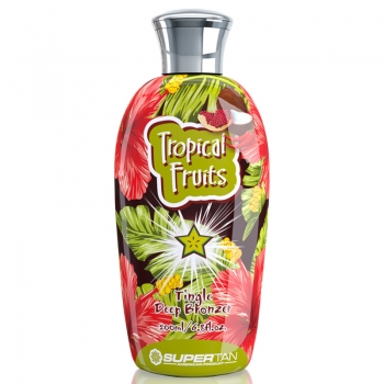 SuperTan TROPICAL FRUITS Tingle Deep Bronzer 200 ml