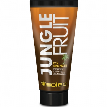 Soleo JUNGLE FRUIT  12x Bronzer 150ml