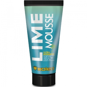 Soleo LIME MOUSSE Ultra intensifier 150ml