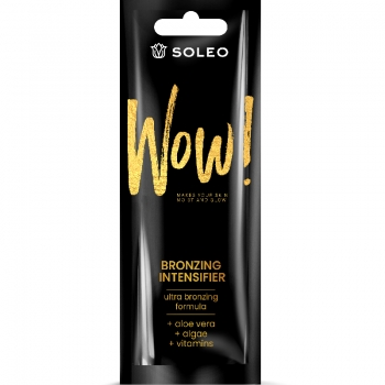 Soleo WOW! ultra bronzer with vitamins 15 ml