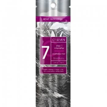 California Tan CT Seven Intensifier Step 1,  15 ml