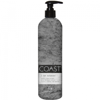 California Tan Coast Tan Extender Step 3,  470 ml