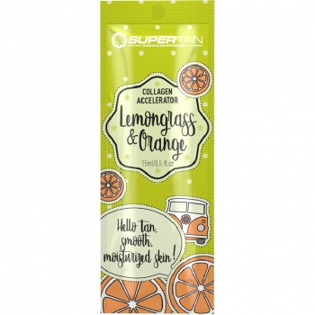 SuperTan LEMONGRASS & ORANGE Collagen Accelerator 15 ml
