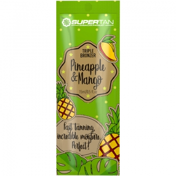 SuperTan PINEAPPLE & MANGO Triple Bronzer 15 ml