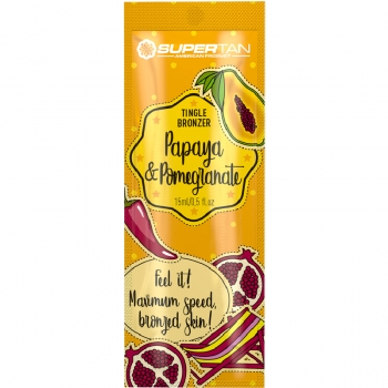SuperTan PAPAYA & POMEGRANATE Tingle Bronzer 15 ml