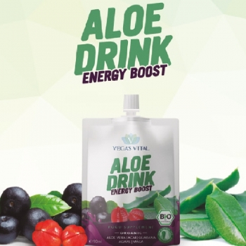 Vegas Vital Aloe Drink Energy Boost - Vegas Cosmetics - kostenlos zum downloaden