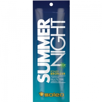 Soleo SUMMER NIGHT tanning power bronzer 15 ml