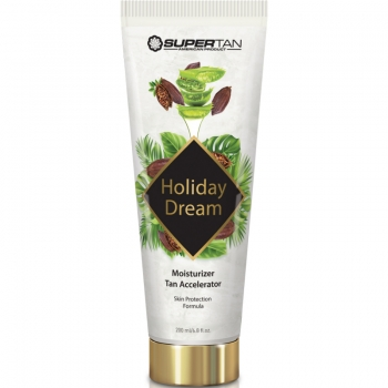 SuperTan HOLIDAY DRAEM moisturizer tan accelerator 200 ml