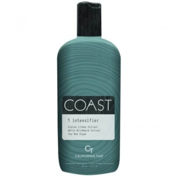 California Tan Coast Intensifier Step 1, 235 ml