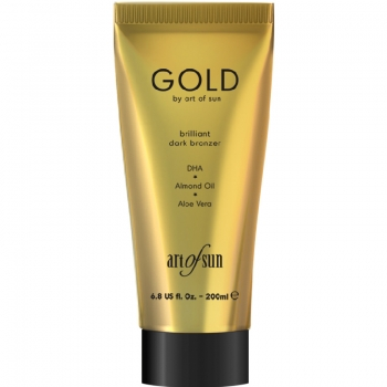 Art of Sun GOLD brillant dark bronzer 200 ml