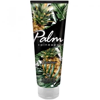 California Tan Palm + Pineapple Optimizer Step 2, 237 ml