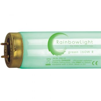 NT- RainbowLight green 160Watt mit Reflektor - 1,7%UVB