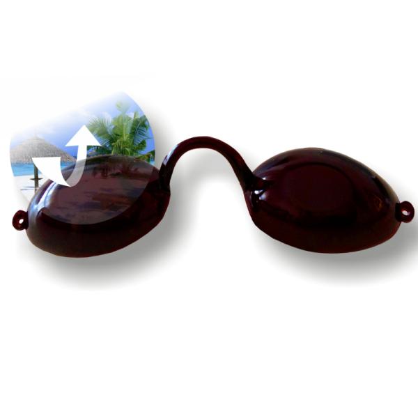 Solarium Lampen Kaufen: UV Schutzbrille- Solarium Schutzbrille- UV Goggles