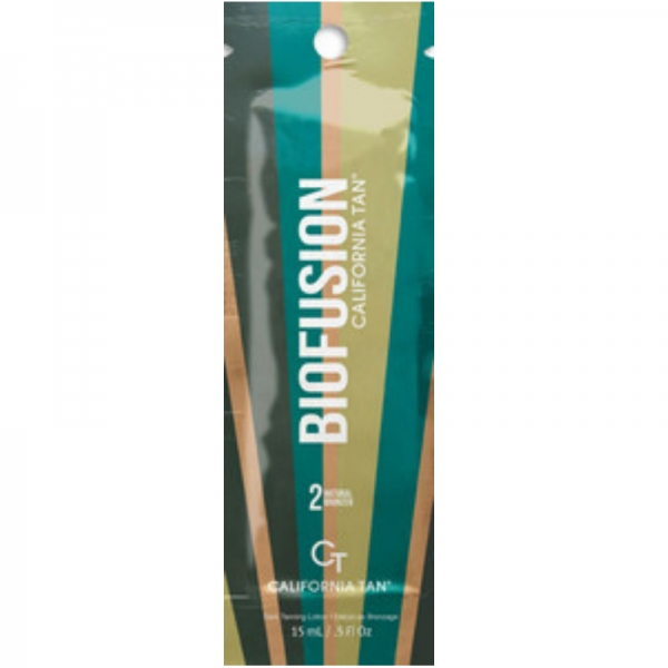 California Tan Biofusion Natural Bronzer Step 2  15ml