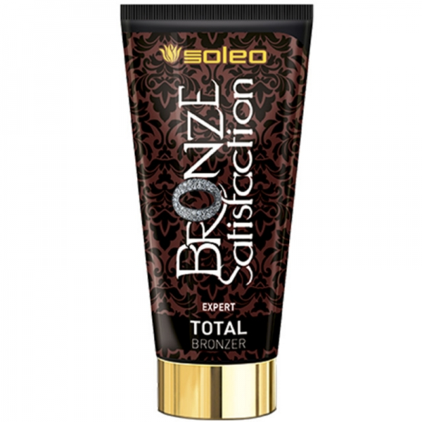 Soleo TOTAL Bronzer Rich Bronzer with Precious Oils 150ml