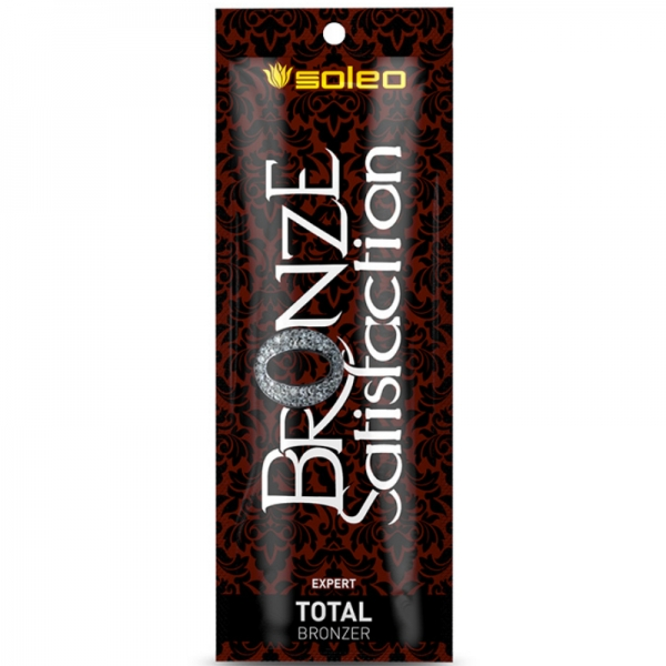 Soleo TOTAL Bronzer Rich Bronzer with Precious Oils 15ml