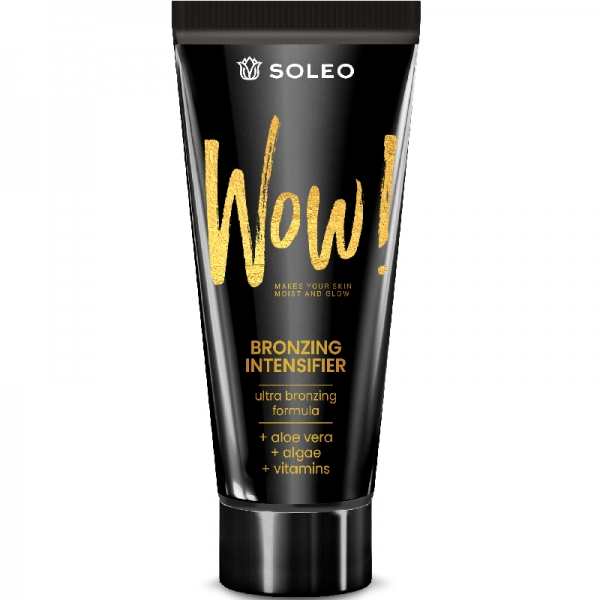 Soleo WOW! ultra bronzer with vitamins 150 ml