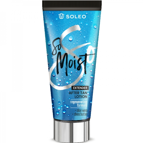 Soleo SO MOIST tan extender 150 ml