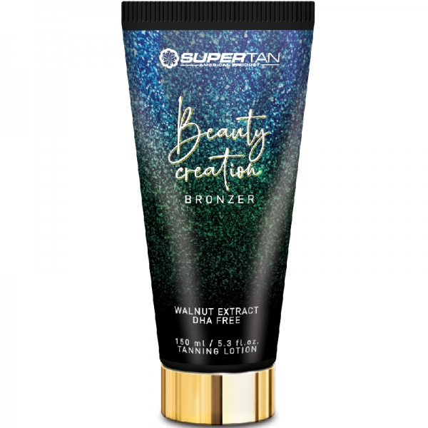 SuperTan BEAUTY CREATION natural bronzer 150 ml - Vegan