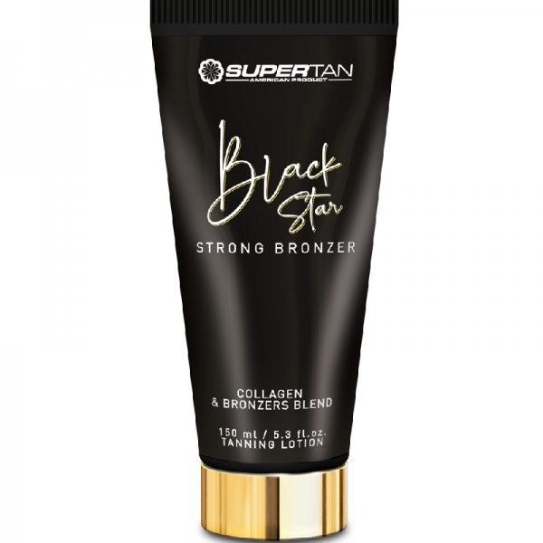 SuperTan BLACK STAR multi-bronzer 150 ml - Vegan