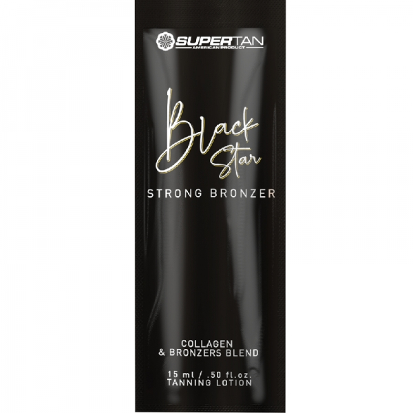 SuperTan BLACK STAR multi-bronzer 15 ml - Vegan
